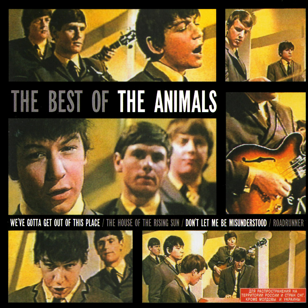 The Animals Music Fanart Fanart Tv