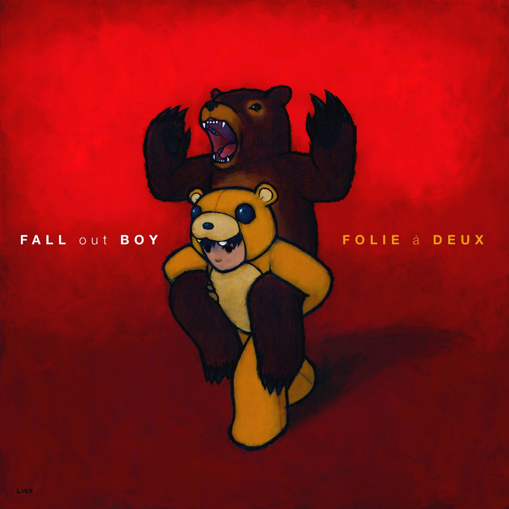 Fall out boy album cover