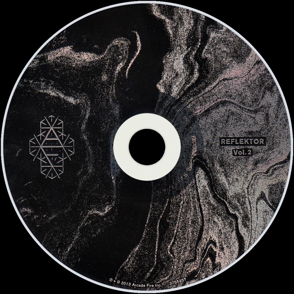 arcade fire reflektor cd