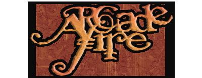 Resultado de imagen de arcade fire logo