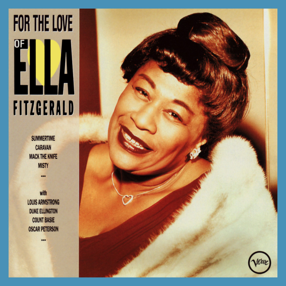 The 5 Love Languages That Bald Chick: Ella Fitzgerald