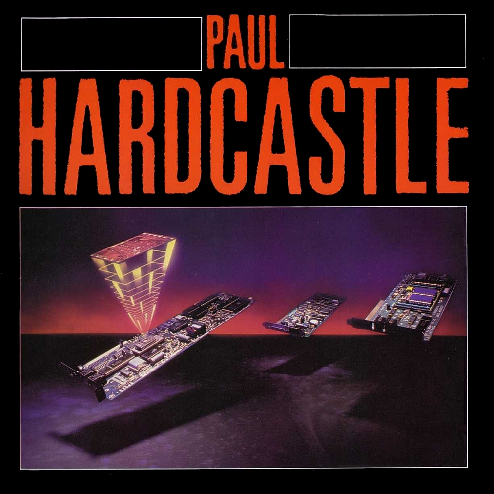 Paul Hardcastle - The Jazzmasters 4