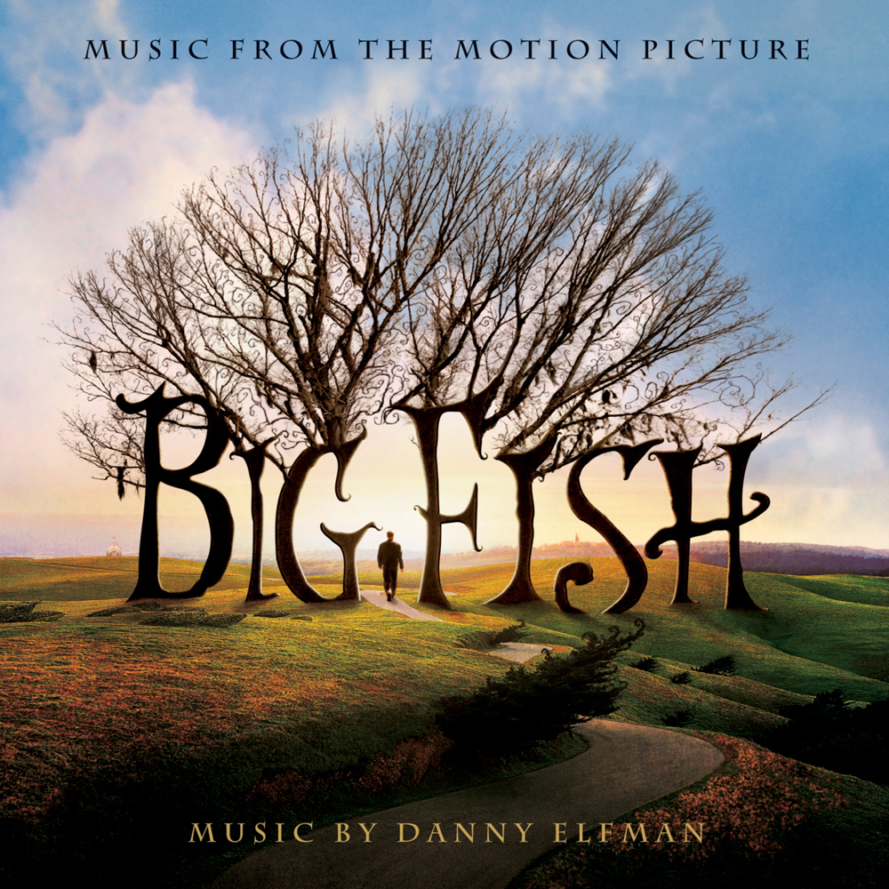 Danny elfman music fanart for Big fish soundtrack