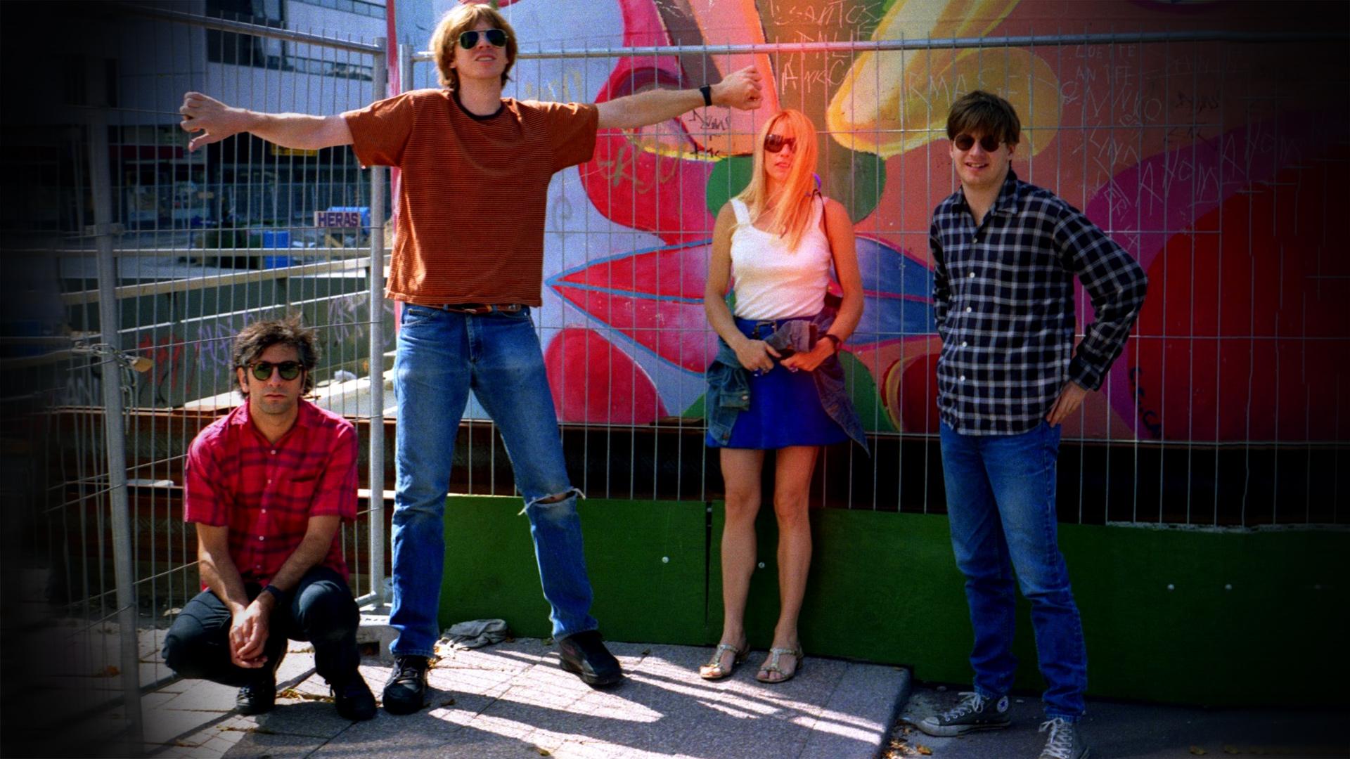 Sonic Youth Music Fanart Fanarttv