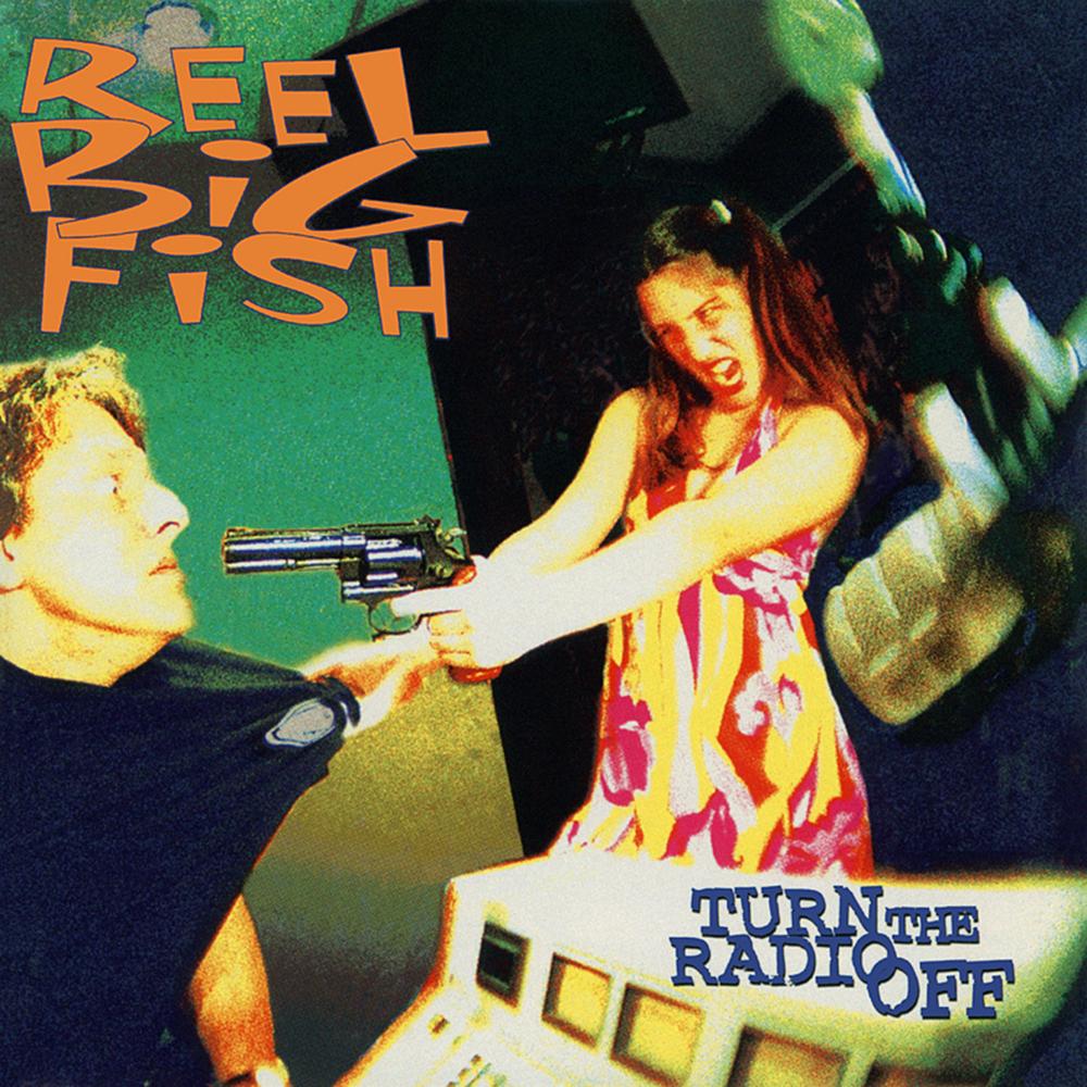 Reel big fish music fanart for Big fish soundtrack