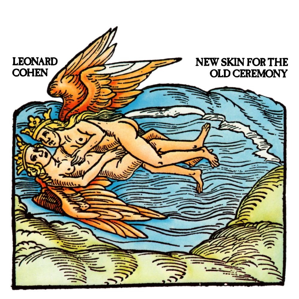 Leonard Cohen   Music fanart   fanart.tv
