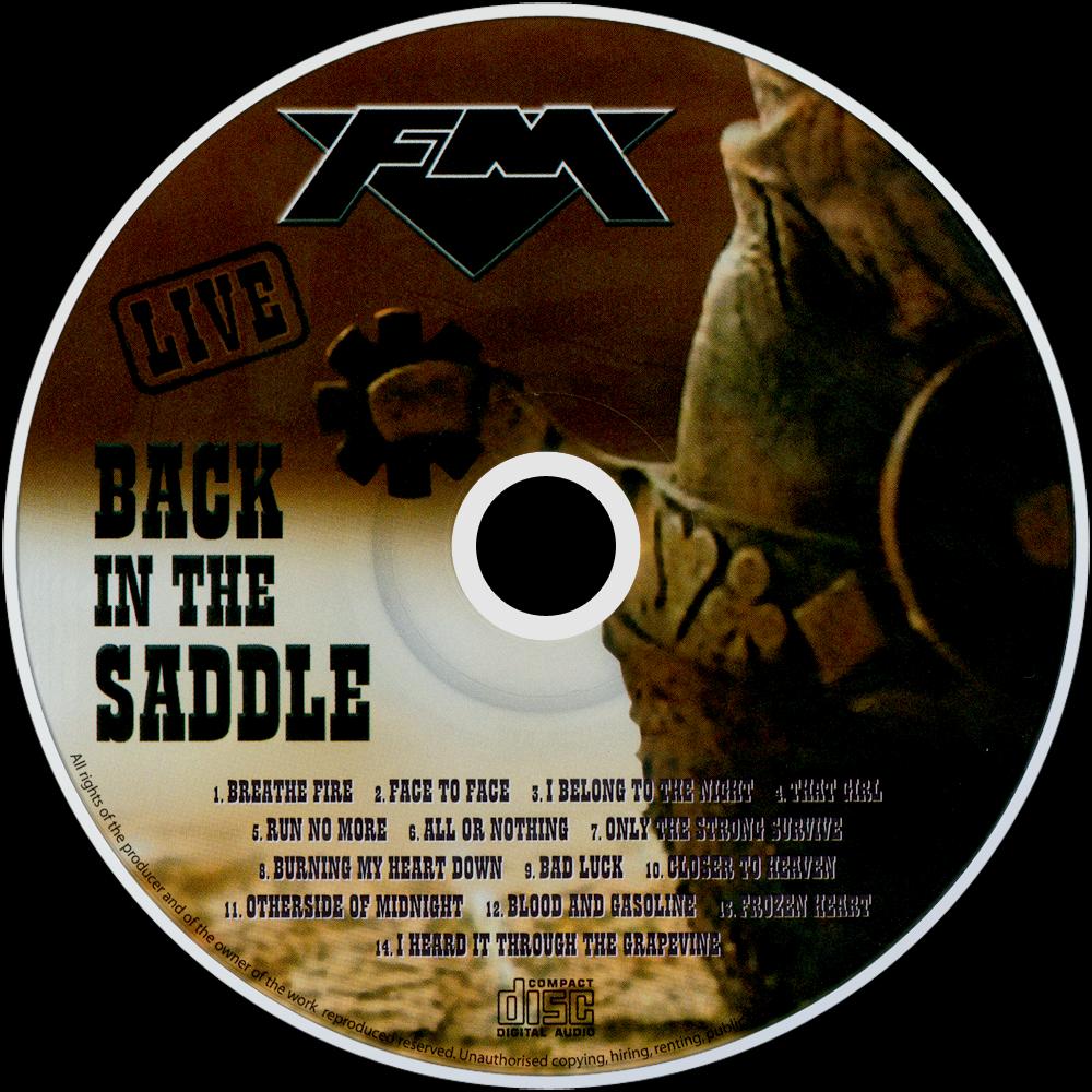 Back in the saddle http fanart tv artist 669bb68b c55d 44f5 8da2
