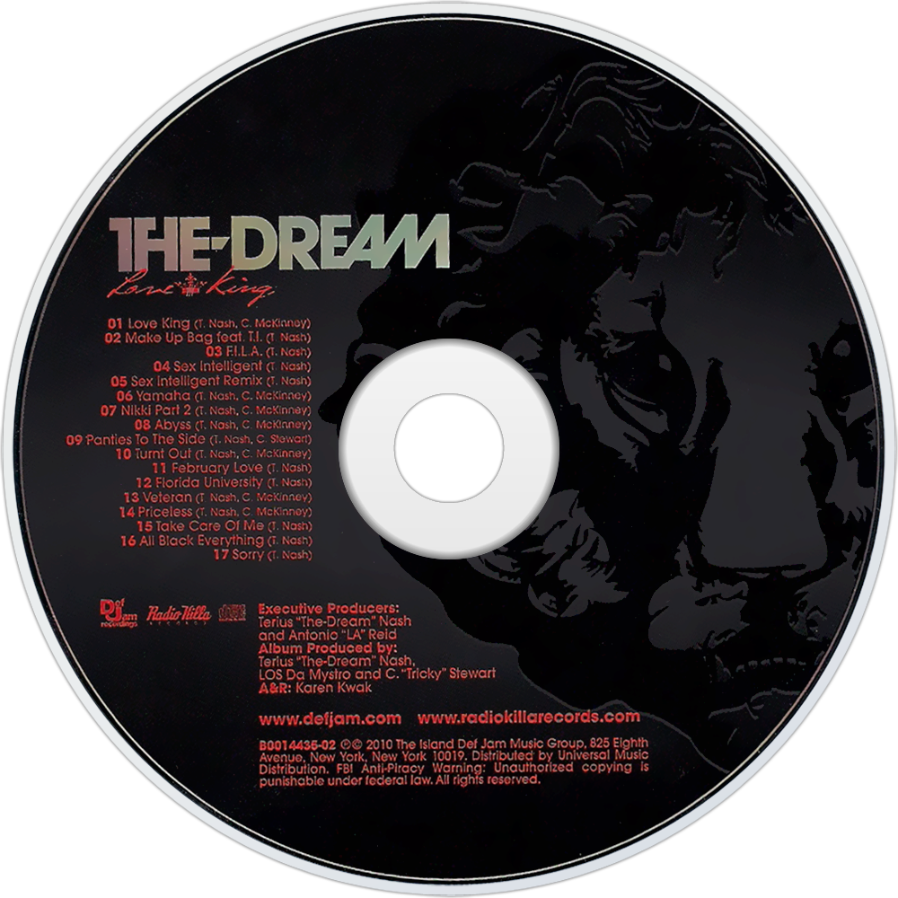 The Dream Love King Album