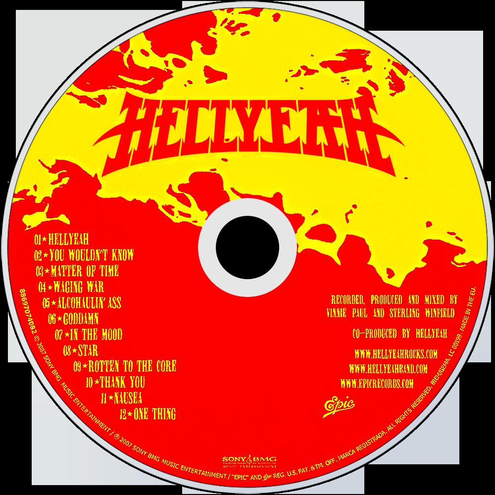 cd hellyeah