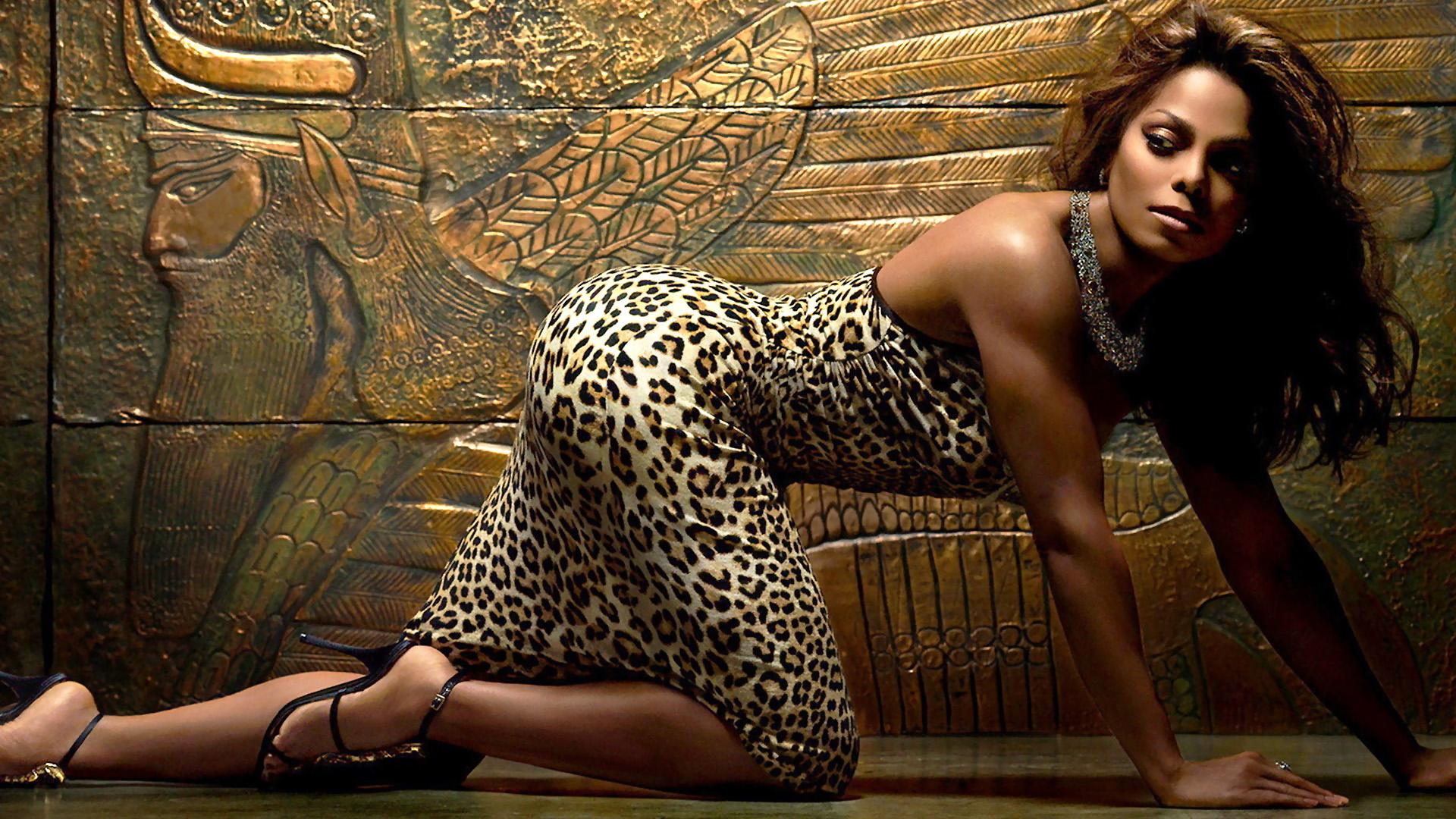 Janet Jackson Photoshoot