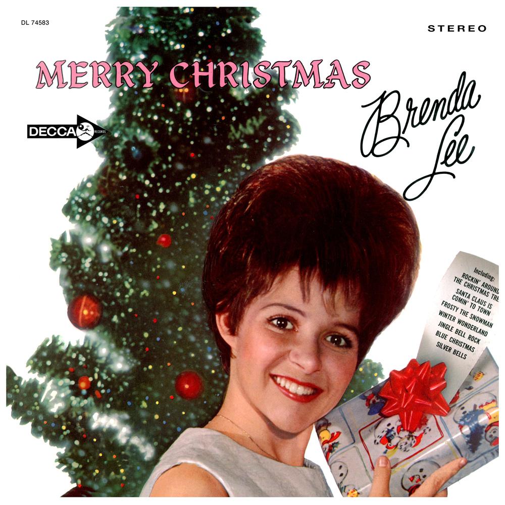 Brenda Lee Christmas Tree