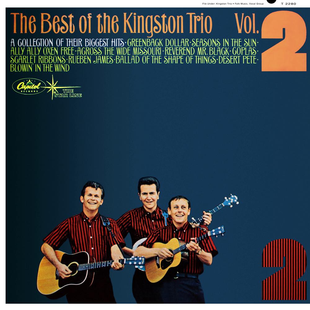 The kingston trio music fanart for The kingston