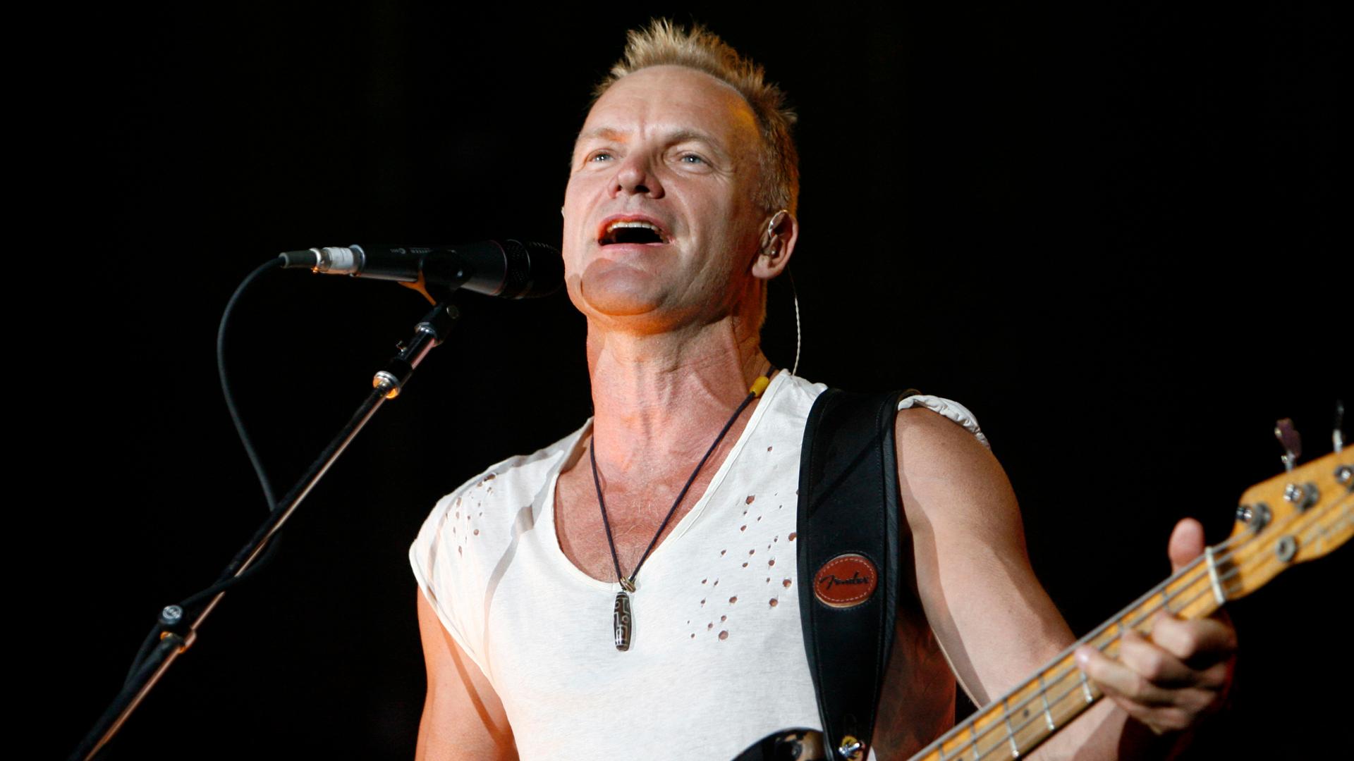 Sting   Music fanart   fanart.tv