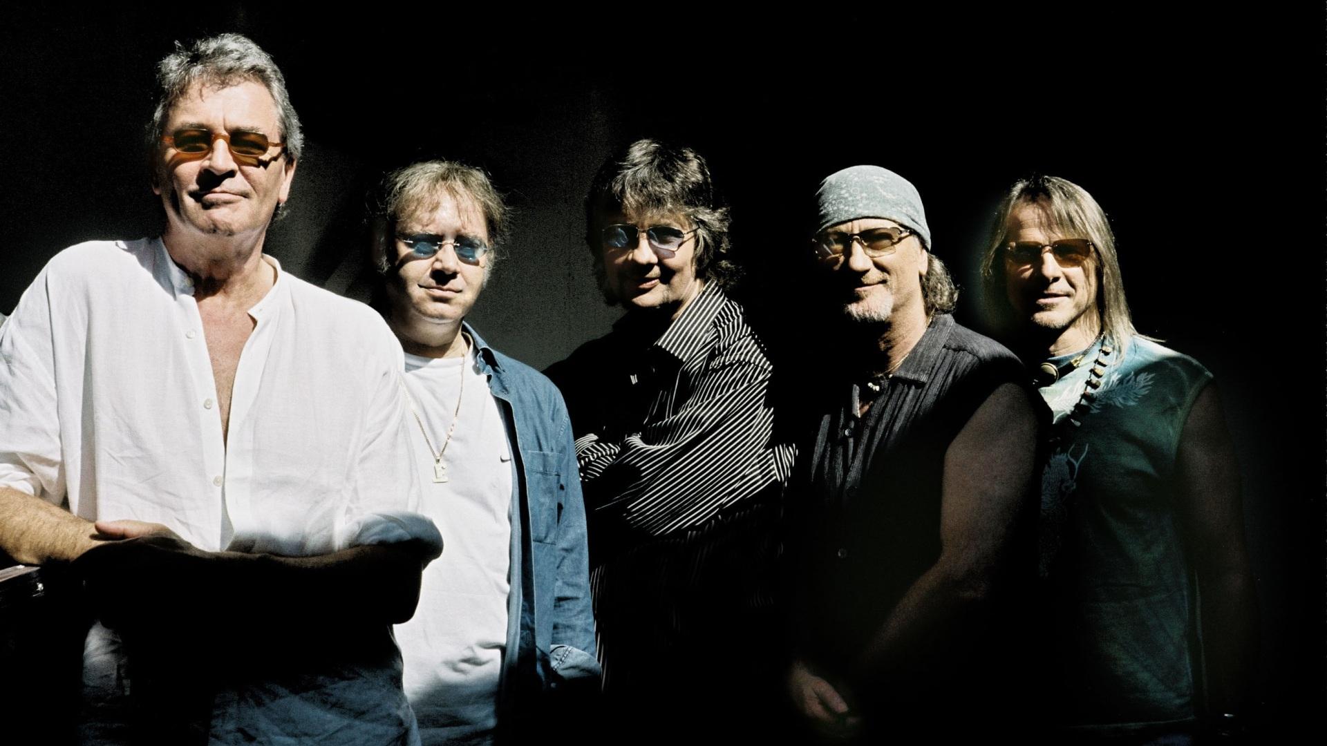 Deep Purple даст в Москве концерт по заявкам