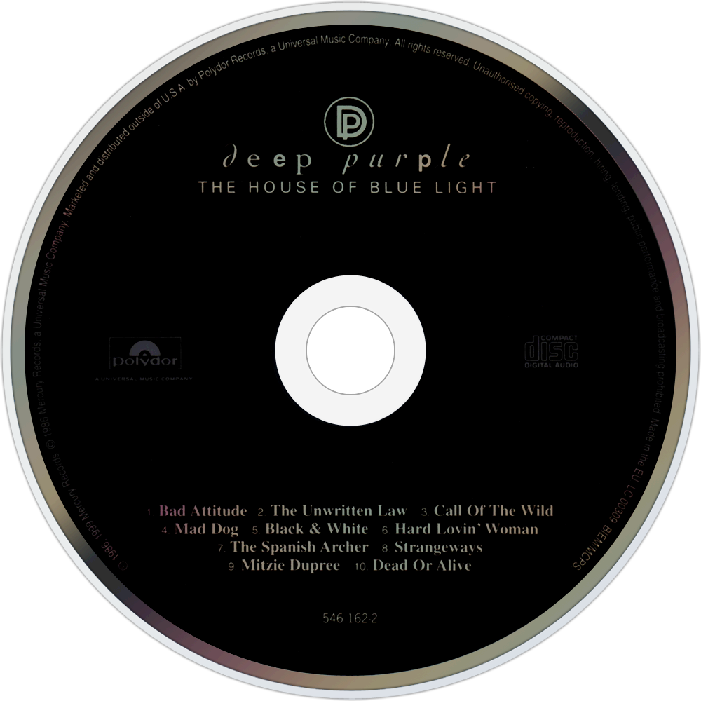 Video's van Deep purple the compact disc anthology