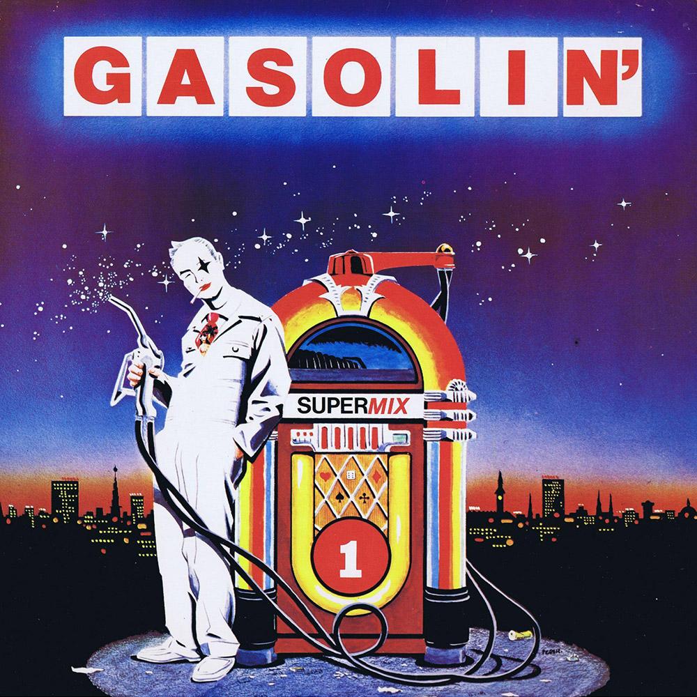 Afholte Gasolin' | Music fanart | fanart.tv OC-91
