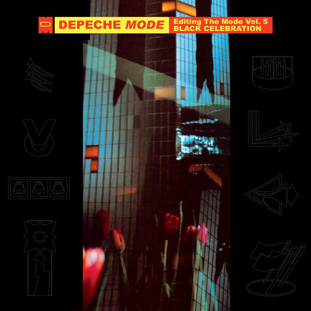 Depeche Mode Black Celebration Album Review | Rolling Stone  |Depeche Mode Album Covers