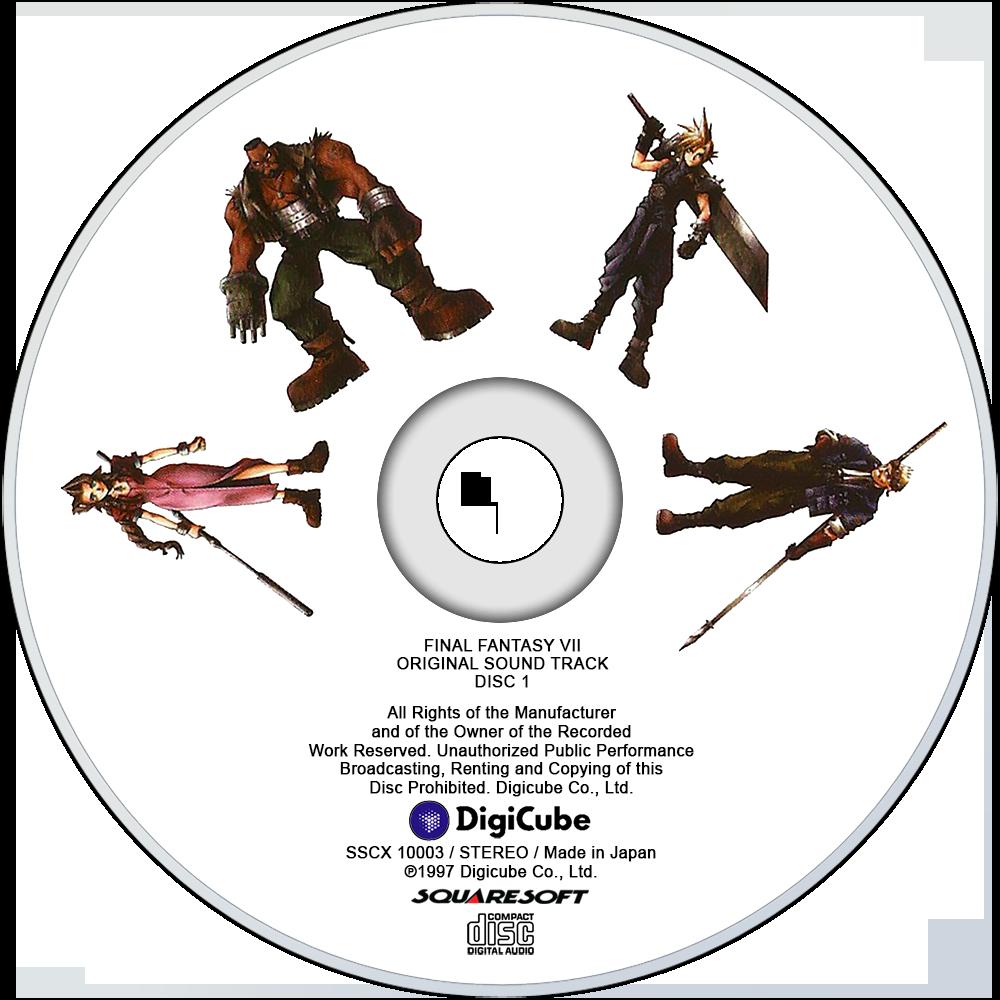 Final Fantasy Viii Digicube Seal Art Book