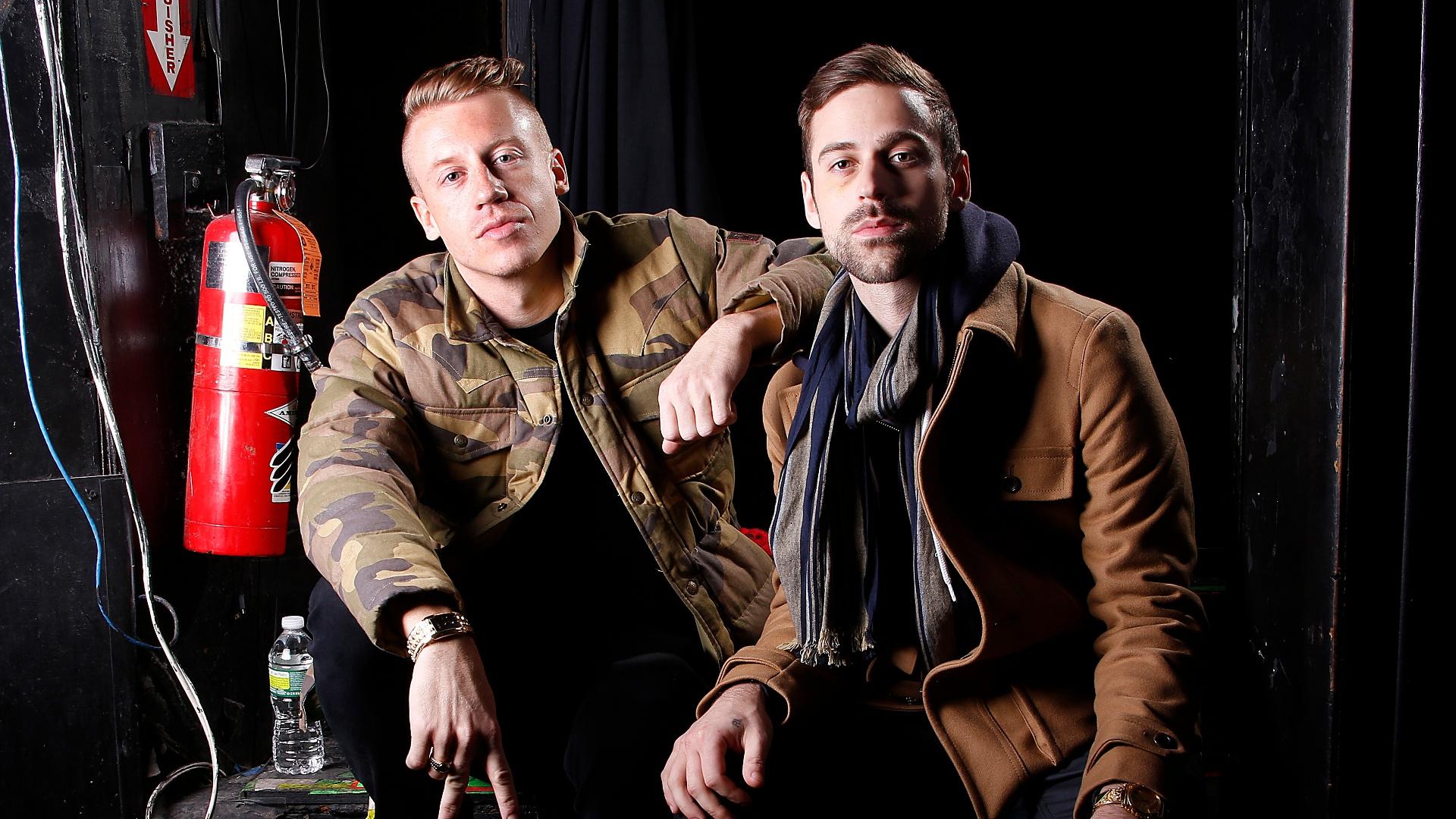 Macklemore & Ryan Lewis   Music fanart   fanart.tv