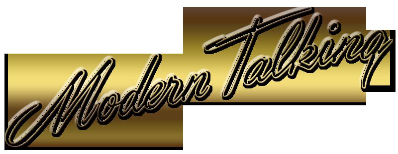 Modern Talking Logo