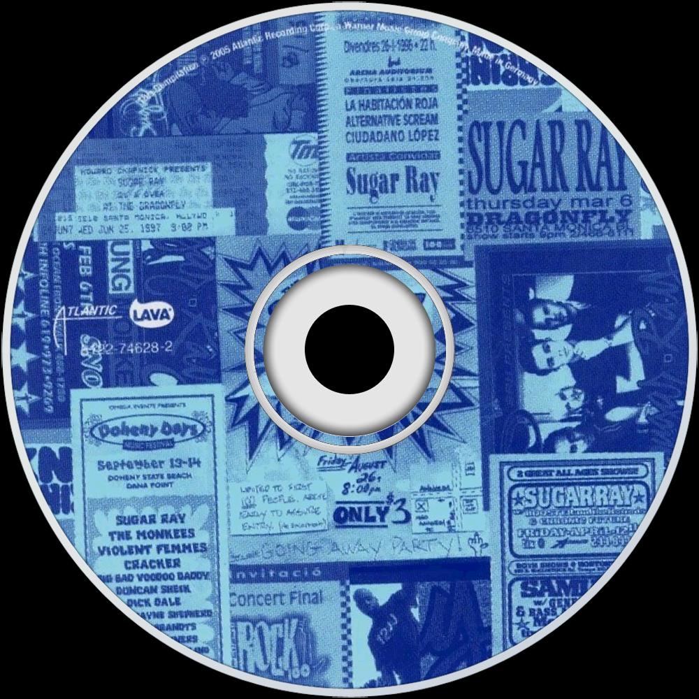 Sugar Ray Music Fanart