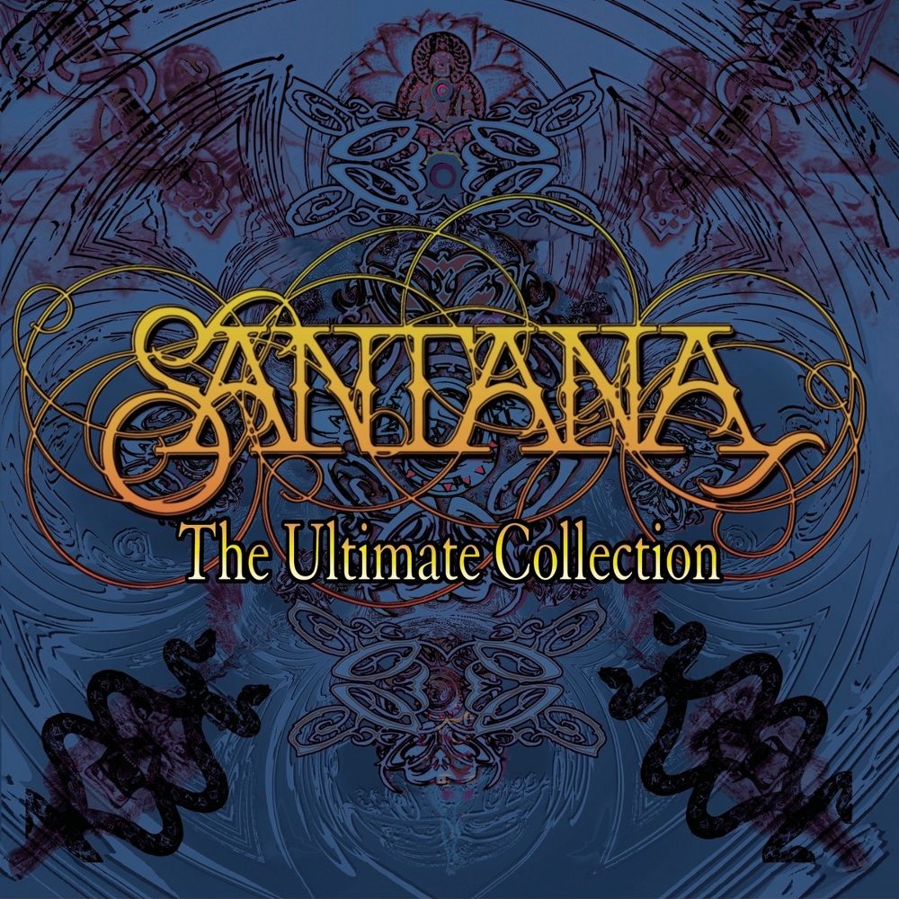 Santana The Ultimate Collection: Music Fanart