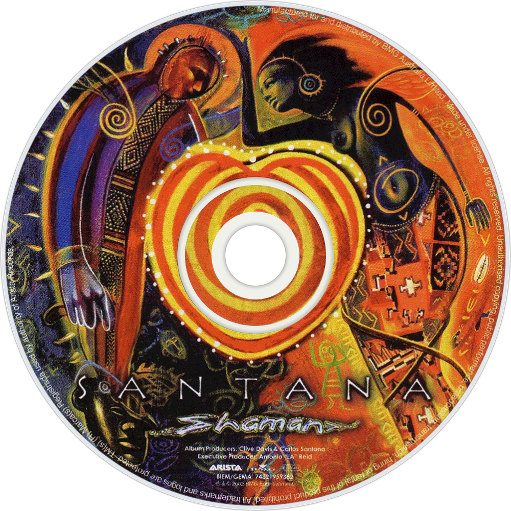 Shaman Santana: Music Fanart