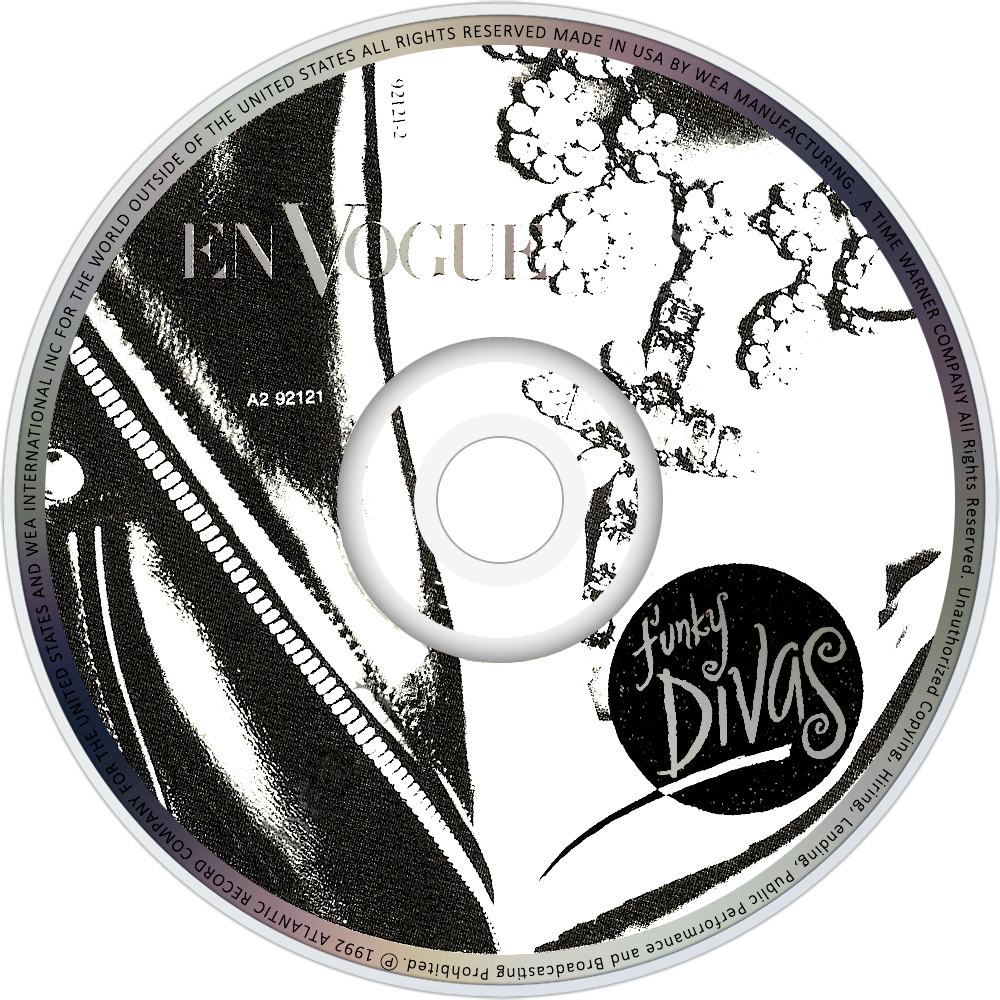 En vogue music fanart for Funky diva