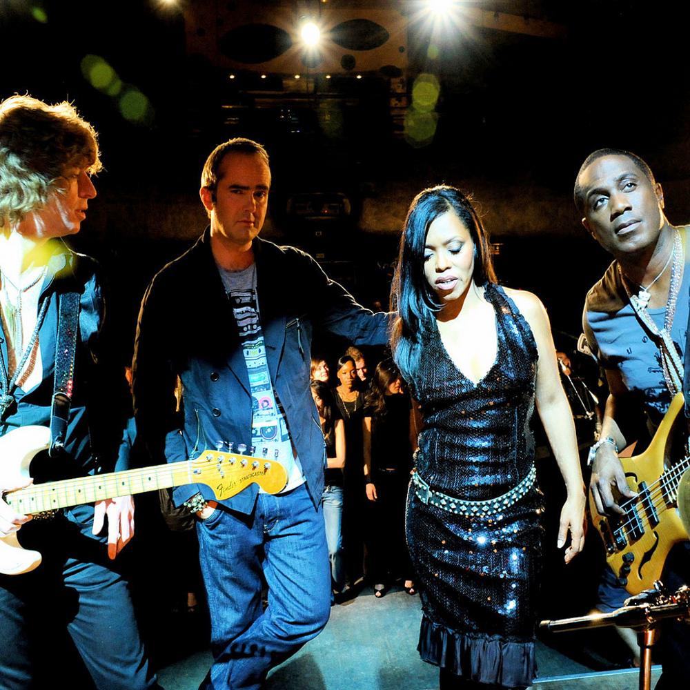 The Brand New Heavies Music Fanart Fanart Tv