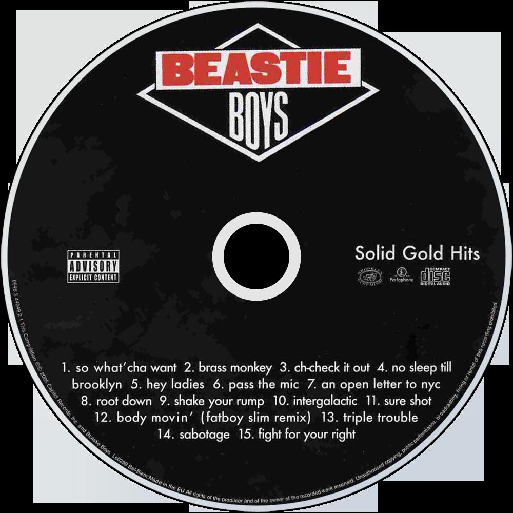 Beastie boy cd