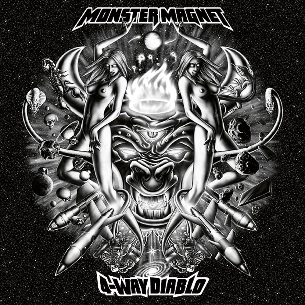 Monster Magnet   Music fanart   fanart.tv