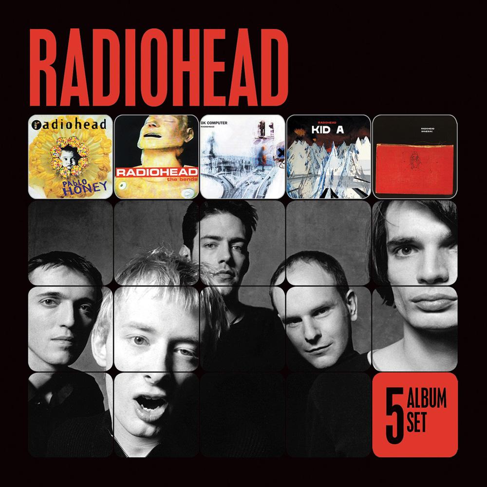 Radiohead | Music fana...