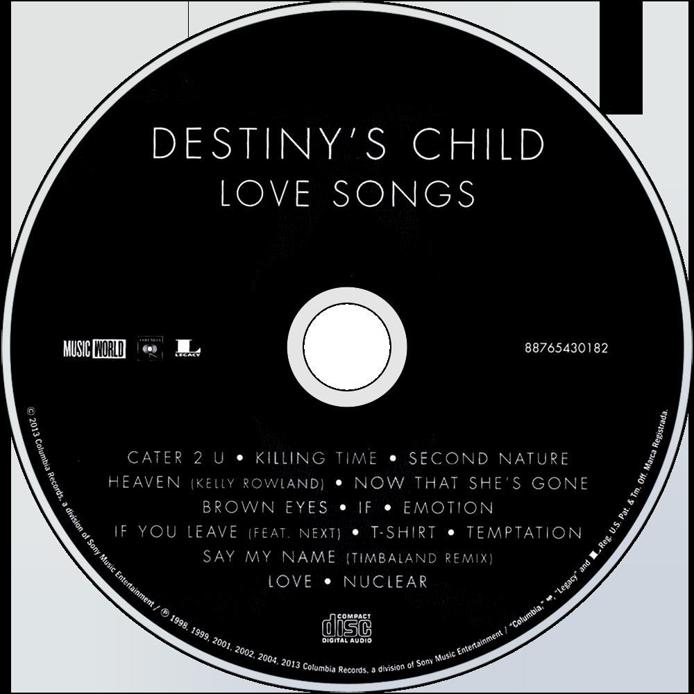 Destiny childs love songs album