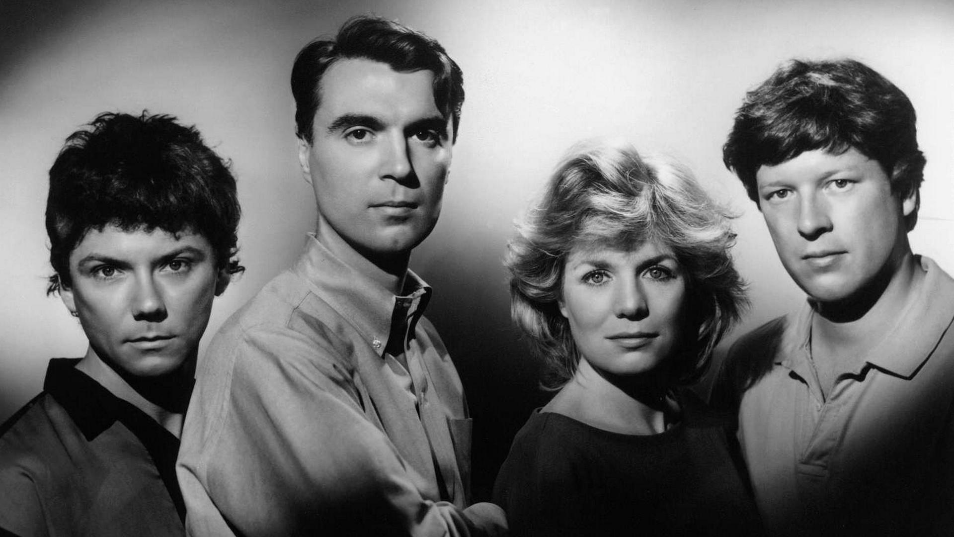 Talking Heads | Music fanart |...
