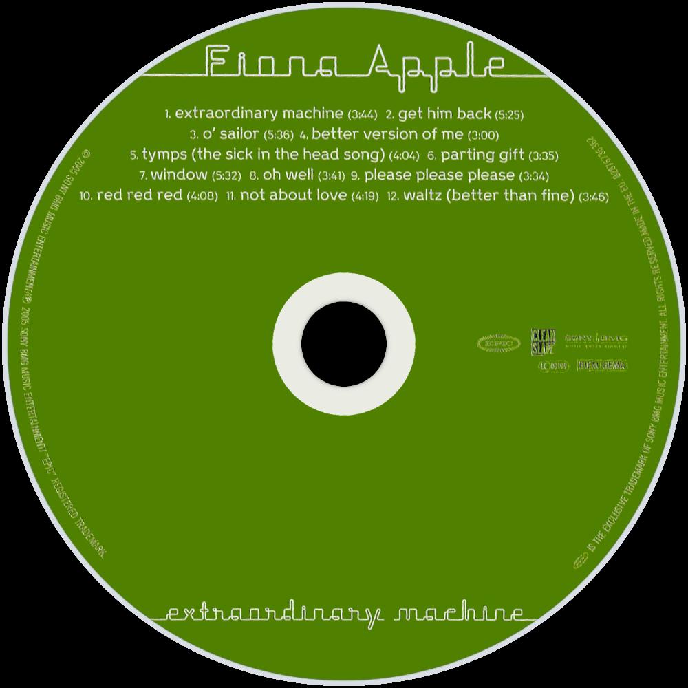 extraordinary machine album