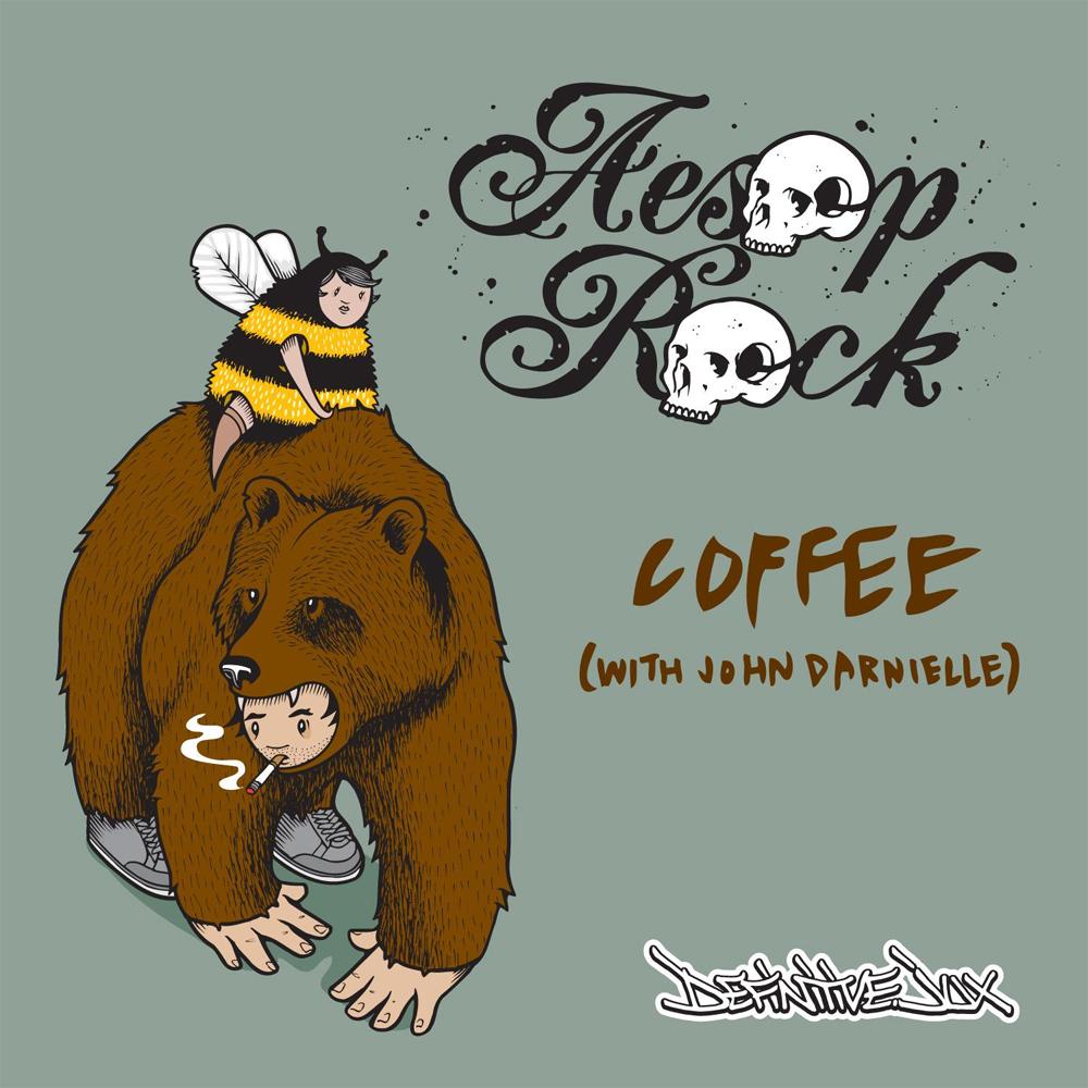 aesop rock coffee album cover