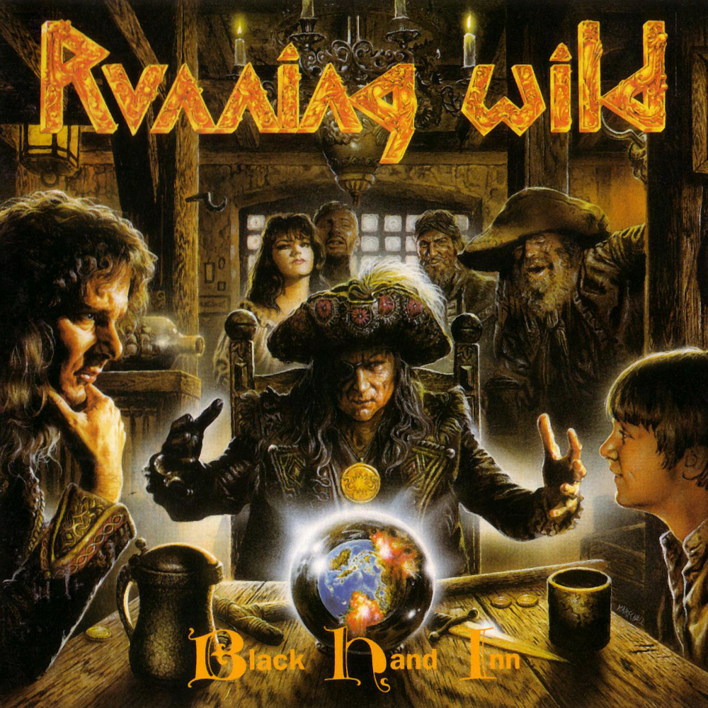 Running Wild Music Fanart Fanarttv