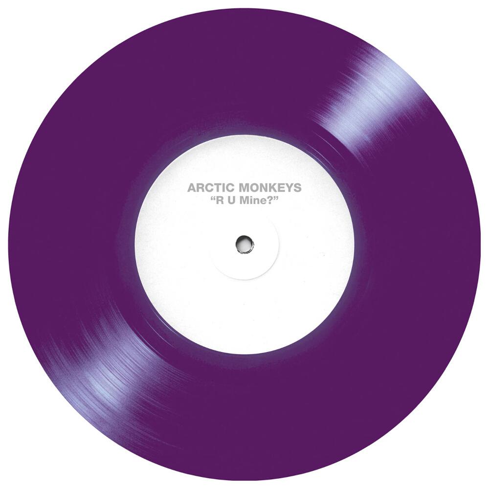 R U Mine Arctic Monkeys Album Cover Arctic Monkeys | Music...