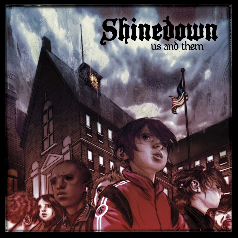 Shinedown music fanart fanarttv for Mixtape cd cover