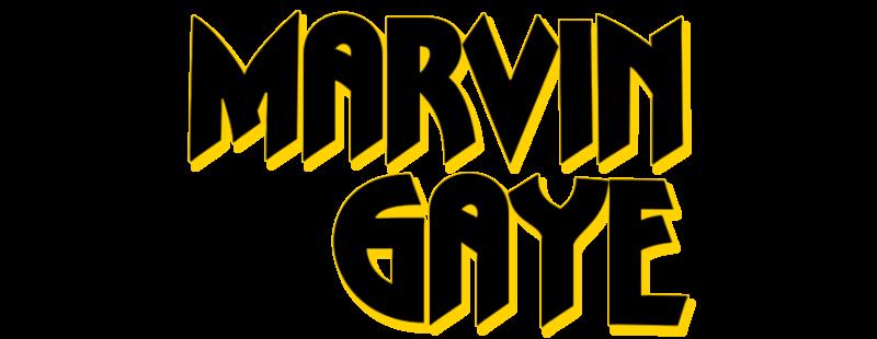 Bildergebnis für Marvin Gay logo