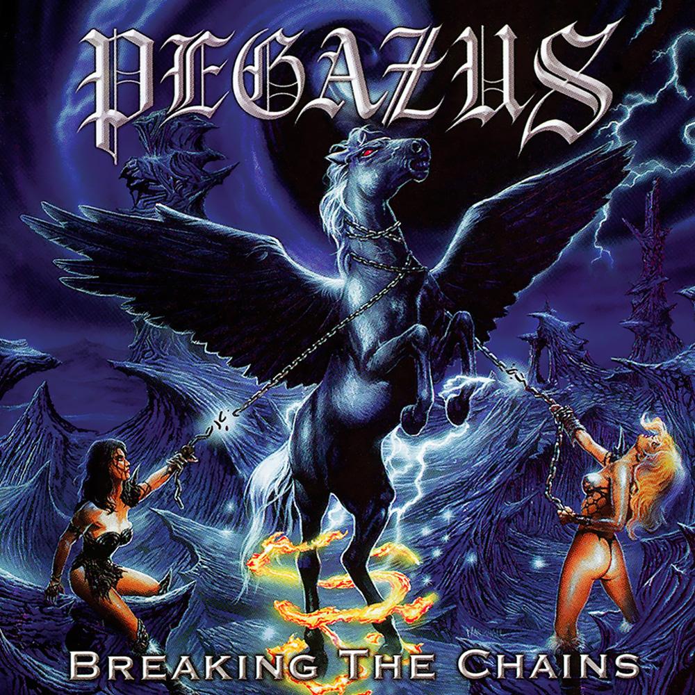 Discografia - Pegazus [Heavy/Power Metal] [Mega]