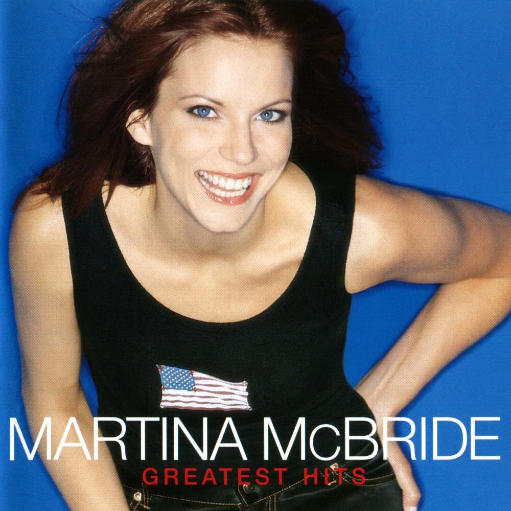 Martina mcbride music fanart - Cd concreet ...