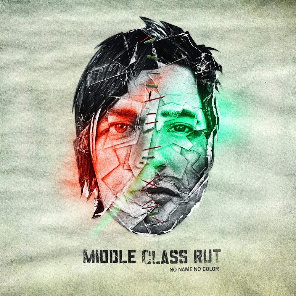 middle class rut no name no color album cover