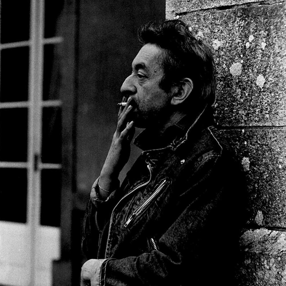 Serge gainsbourg music fanart for Gainsbourg vu de l exterieur
