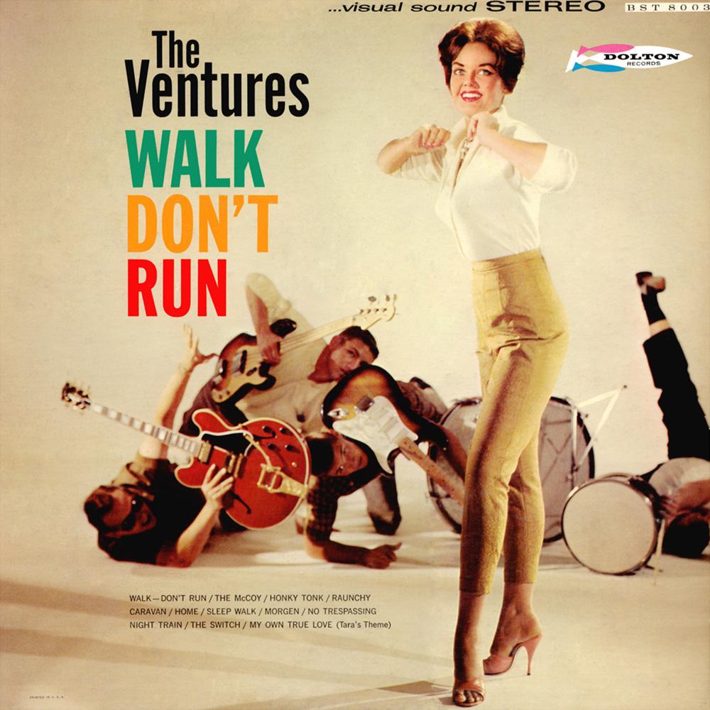 The Ventures Walk Dont Run Vol2