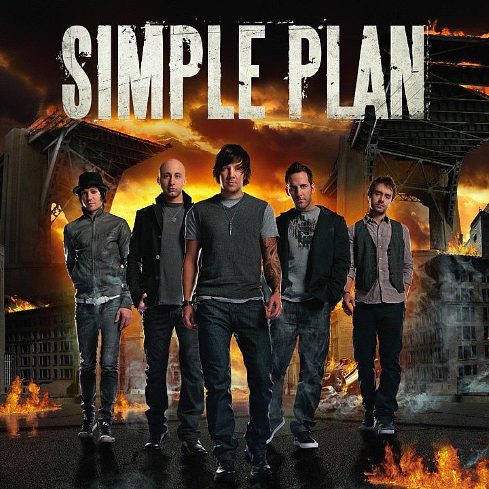 Simple plan music fanart for Simplicity plan