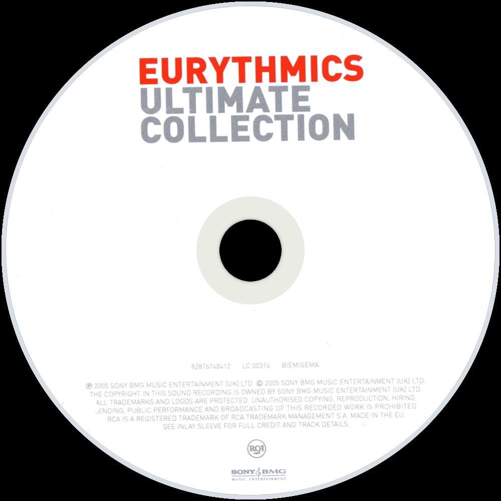 Eurythmics Ultimate Collection: Music Fanart