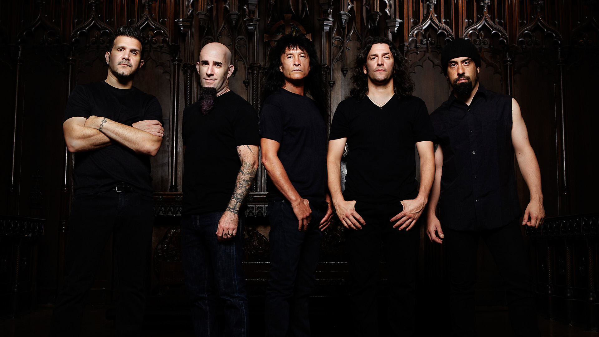 Anthrax - Visual Músicas