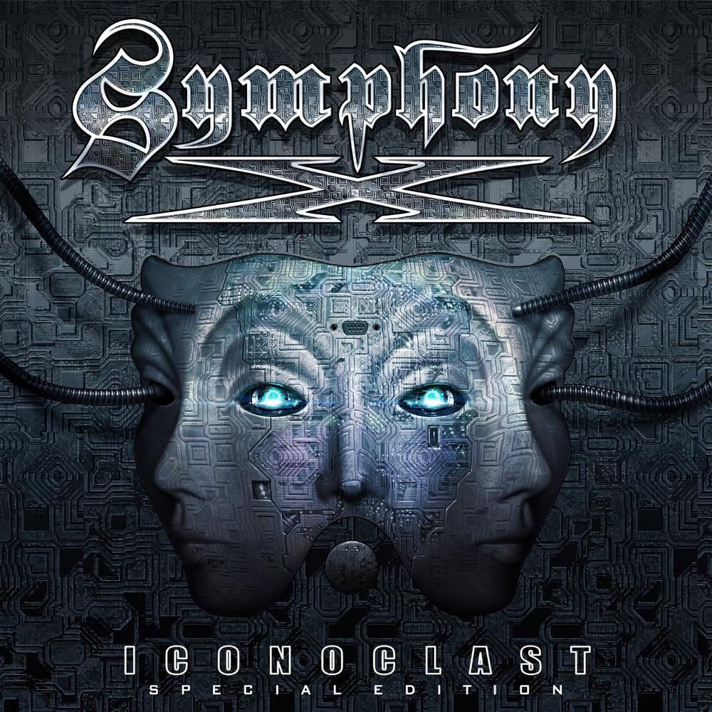 X Album Symphony X | Music fan...
