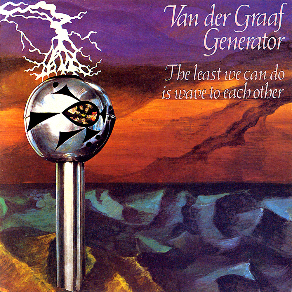Van Der Graaf Generator Music Fanart Fanarttv